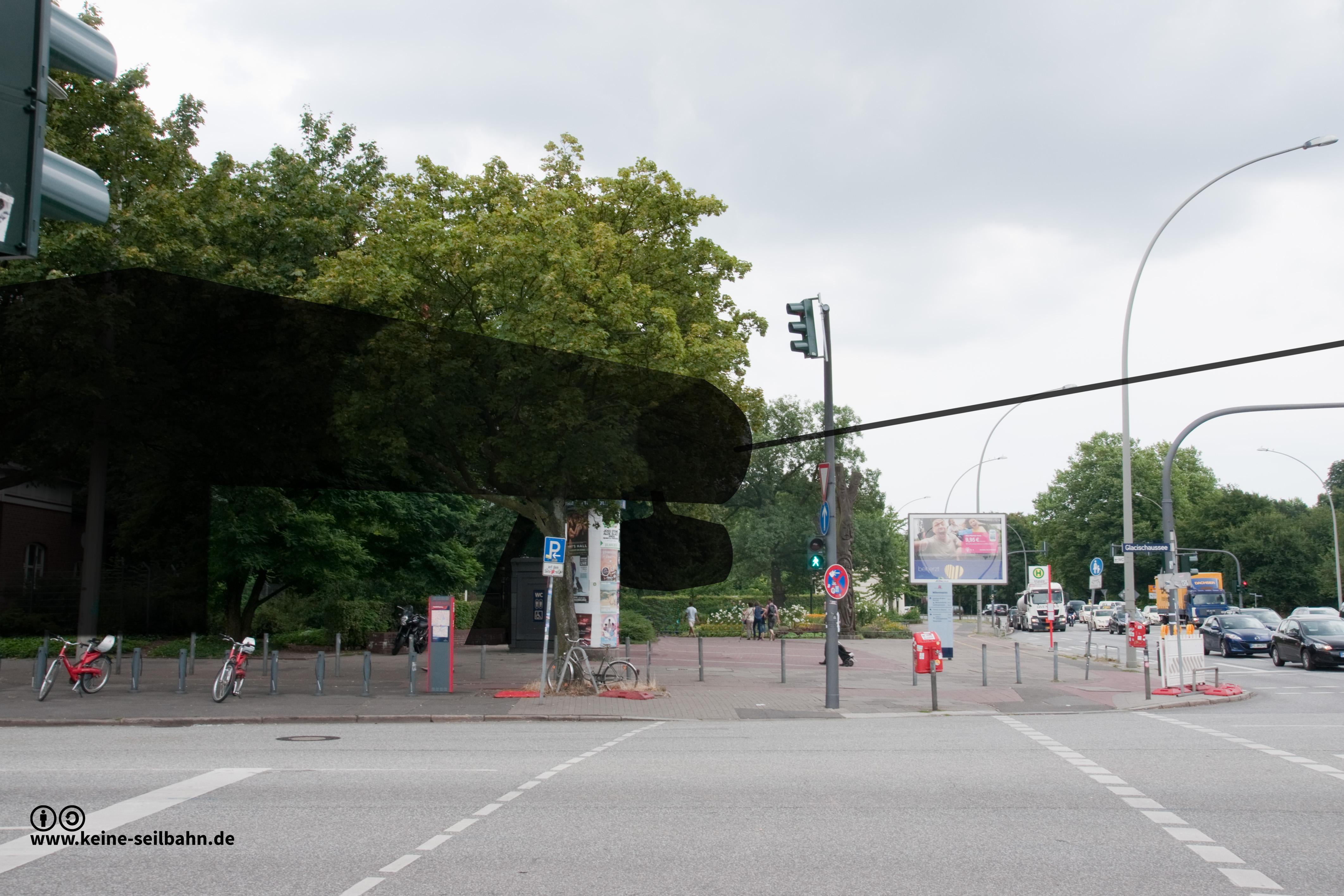 Bilder – Downloads - Keine Seilbahn über Hamburg
